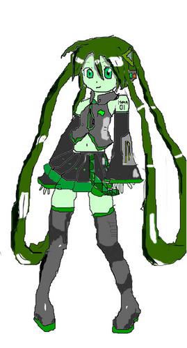 Hanasume Rizu ( Hana 01)