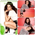 Happy Birthday Kristen mashups - kristen-stewart fan art
