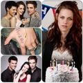 Happy Birthday Kristen mashups - twilight-series fan art