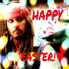 Happy Easter Deppeheads!♥