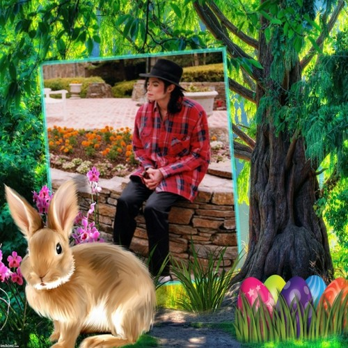 Happy Easter,Michael!
