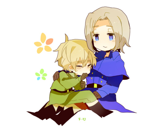 Hetalia wallpaper called Happy FrUk day!