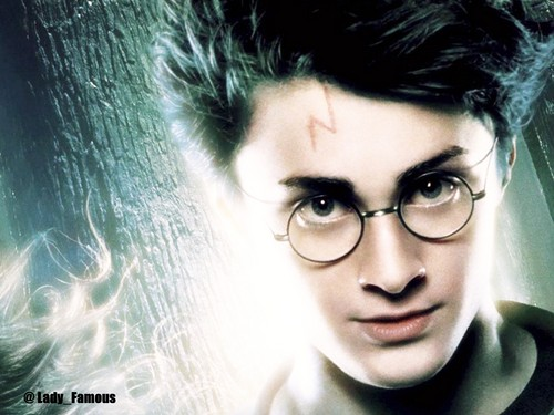 Harry Potter wallpaper possibly containing a portrait entitled Harry, third year