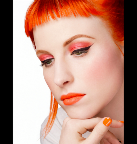 Hayley for MAC cosmetics