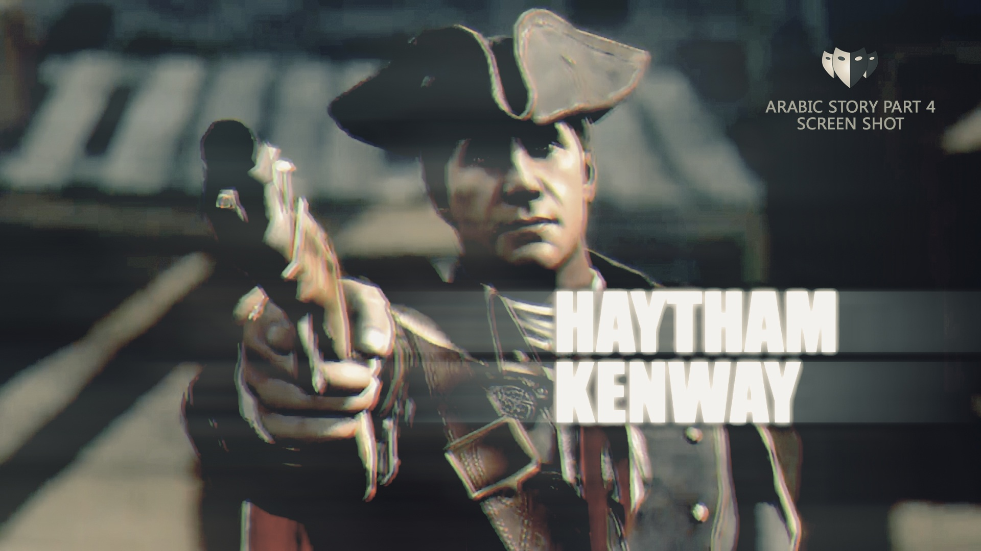 Haytham Kenway Assassin S Creed Wallpaper 34179433 Fanpop