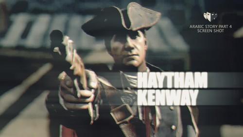 Haytham Kenway