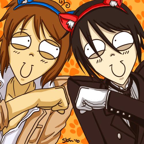 hetalia & Black Butler~
