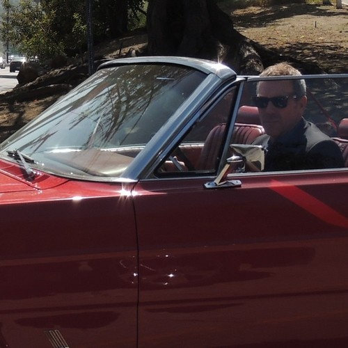 Hugh Laurie in Los Angeles- 08.03.2013
