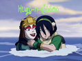 Hugs'n'Kisses - toph fan art