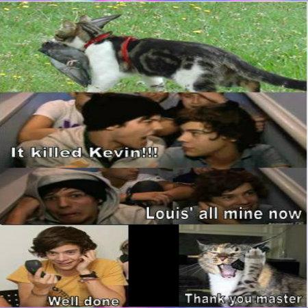 IT KILLED KEVIN!!!