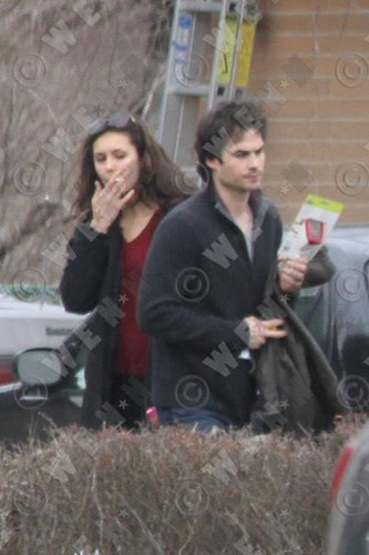 Ian and Nina in Toronto