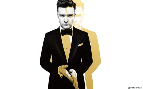 Justin Timberlake wallpaper with a business suit called JT