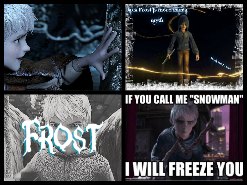 jack frost rise of the guardians fan art - photo #30