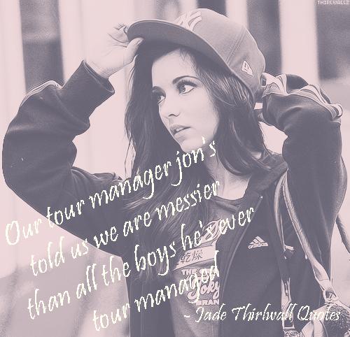 Jade Quotes♥
