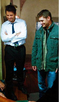 Jensen & Misha - SPN বাংট্যান বয়েজ