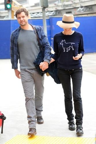 Josh & Diane in LA