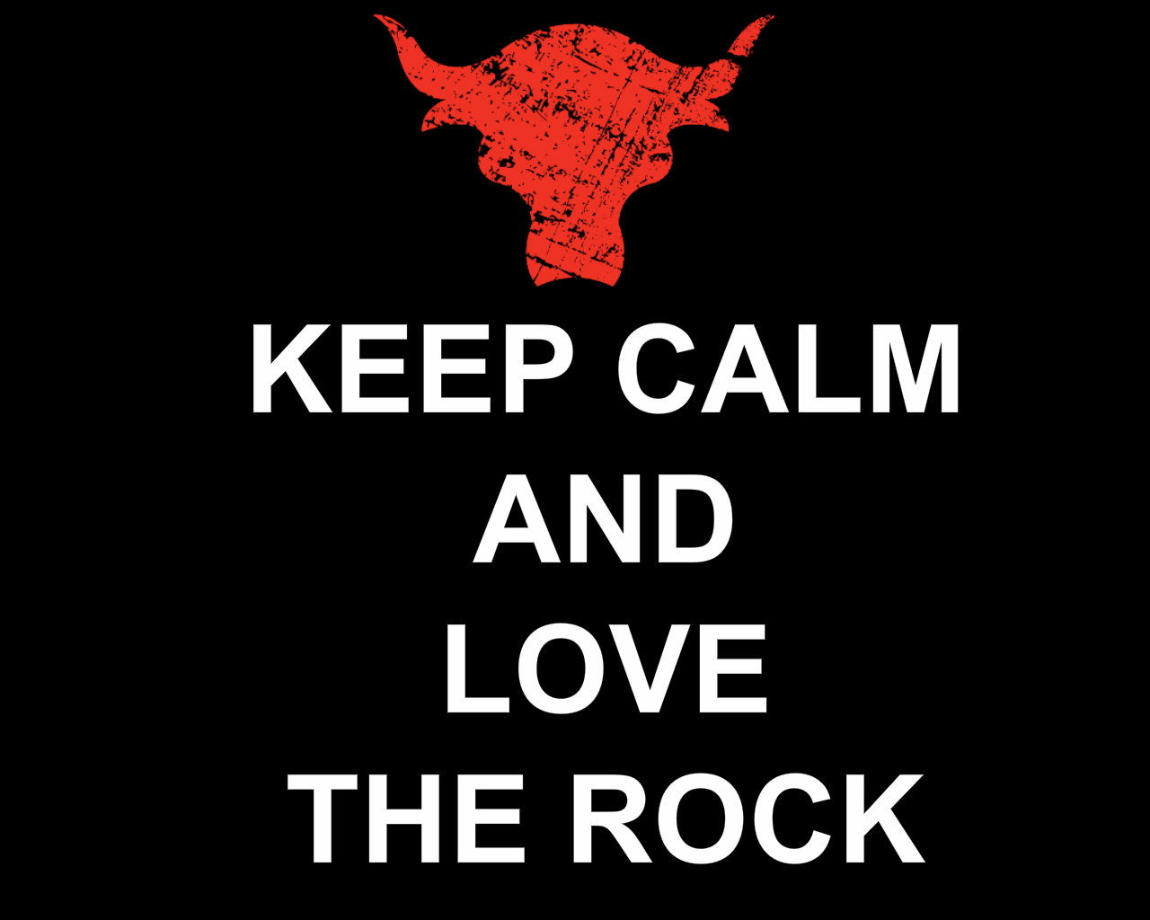 WWE Images KEEP CALM AND LOVE THE ROCK HD Wallpaper And Background Photos