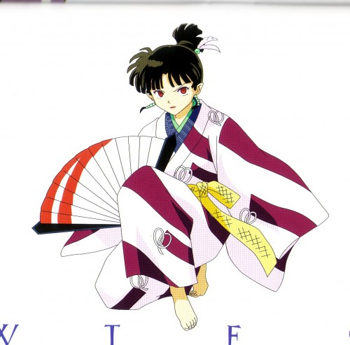 Inuyasha wallpaper entitled Kagura
