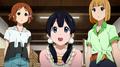 Kanna, Tamako & Midori
