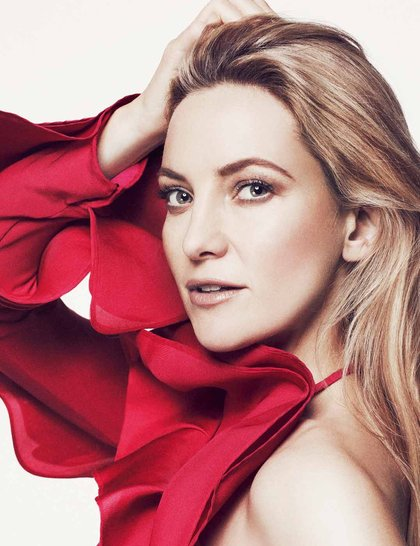 Kate Hudson Elle Magazine- May 2013