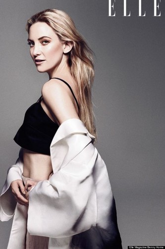 Kate Hudson Elle Magazine- May 2013
