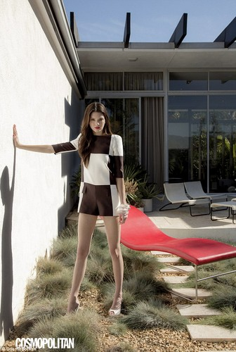 Kendall for Cosmopolitan