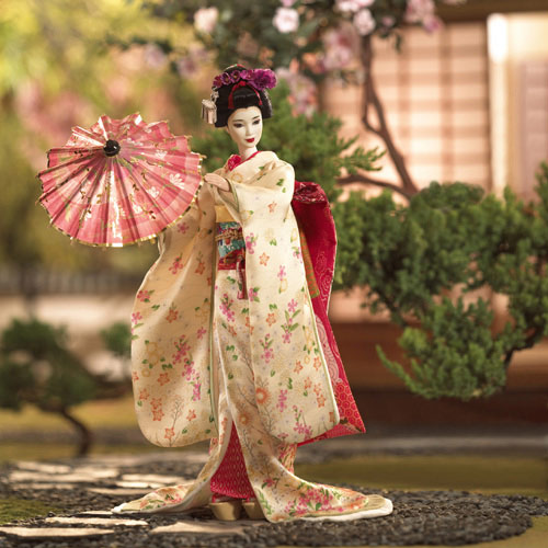 Japan karatasi la kupamba ukuta containing a kimono called kimono