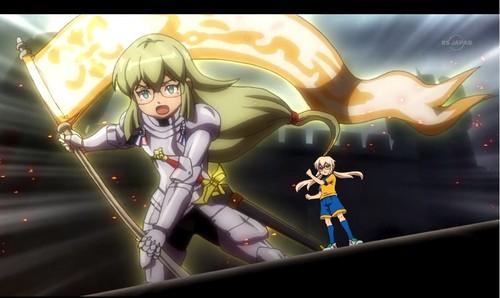 Kirino Mixi Trans Jeanne