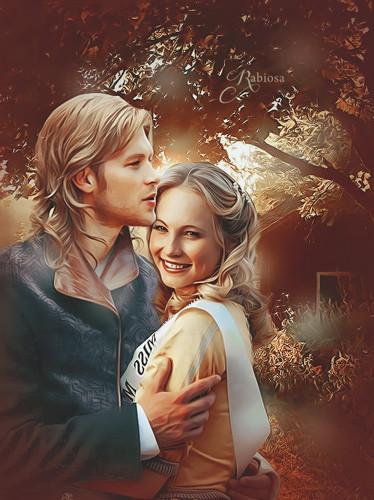 Klaus & Caroline (L)