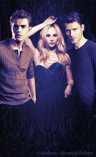 Klaus & Caroline & Stefan