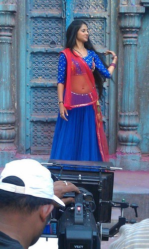 Saraswatichandra (série TV) fond d'écran called Kumud (Behind d Scene) ♥