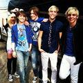 LOUD Tour - ross-lynch-and-r5 photo