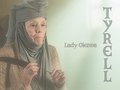 Lady Olenna Tyrell - diana-rigg wallpaper