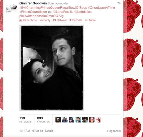 Lana & Josh {Ginny's Twitter}