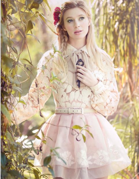 America's Next Top Model Laura Kirkpatrick ANTM Cycle 17 (All-Stars ...