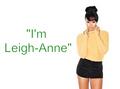 Leigh-Anne♥
