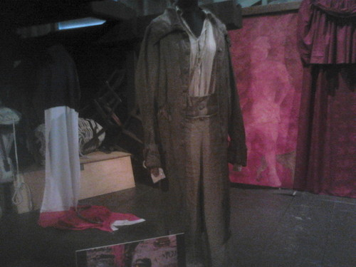 Les Miserables Costume & prop Exhibition