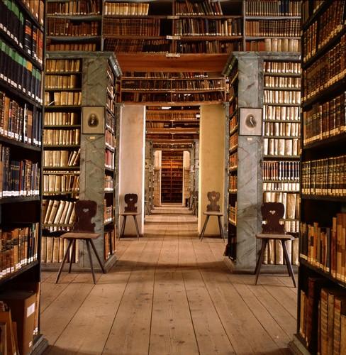 도서관, 라이브러리