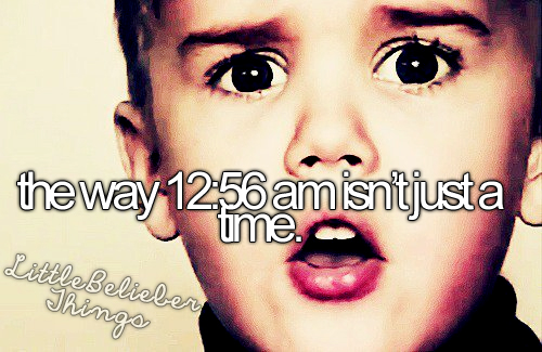 Little Belieber Things