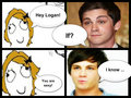 Logan Lerman!!!!! - logan-lerman fan art