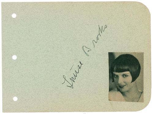 Louise Brooks Обои probably containing a venn diagram and a sign entitled Louise