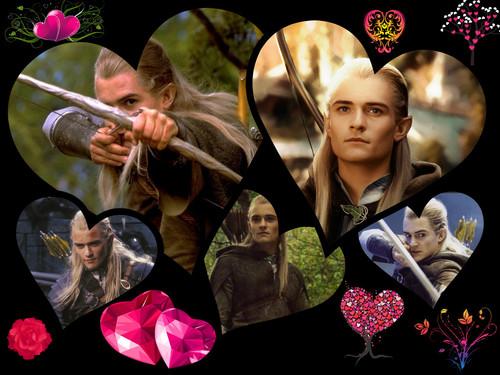 amor Legolas