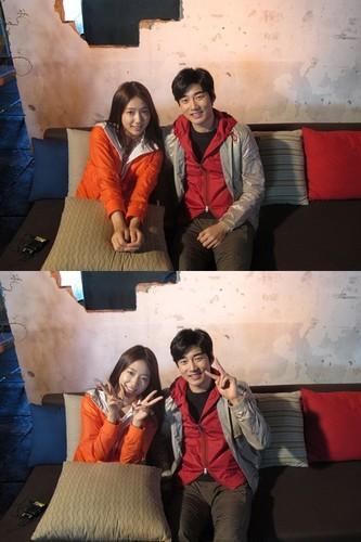 Love of rock,papper& scissors: Park shin hye & yoon kye sang