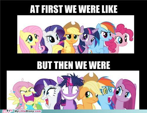 MLP: now and then
