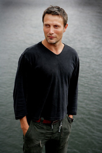 Mads's smile