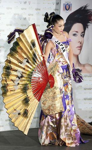 Maiko Itai [Miss Universe 일본 2010]