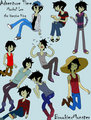 Marshall Lee outfits