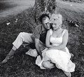 Maryln And Third Husband, Arthur Miller - marilyn-monroe photo