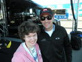 Me and Miguel Paludo - nascar photo