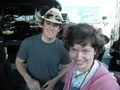 Me and Ty Dillon - nascar photo